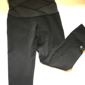 Lululemon High-Rise Leggings